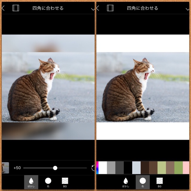 インスタ加工アプリまとめ おしゃれ 枠 キラキラなinstagram写真