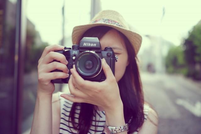 簡単背景ぼかしアプリ|一眼レフっぽいおしゃれな写真やふんわり画像加工する方法
