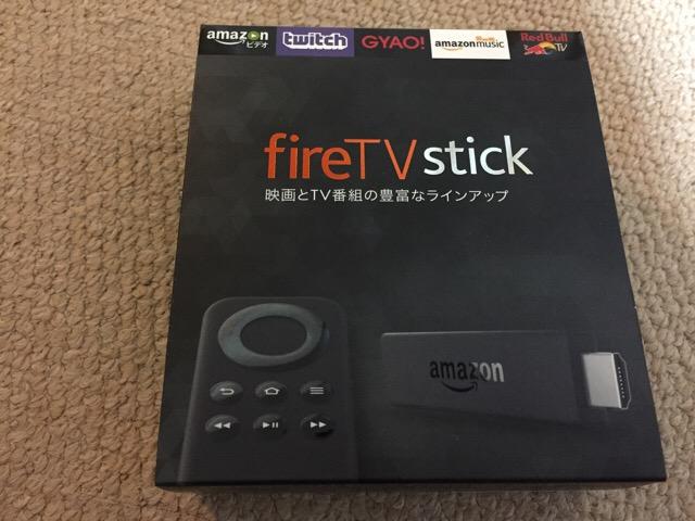 Fire TV Stickとは何?HDMI端子が足りないテレビに分岐して使ってみた