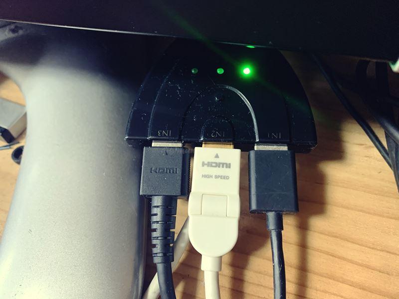 ファイヤーティービースティックでHDMIが足りない時に