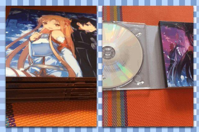ソードアート・オンラインサウンドトラックCD