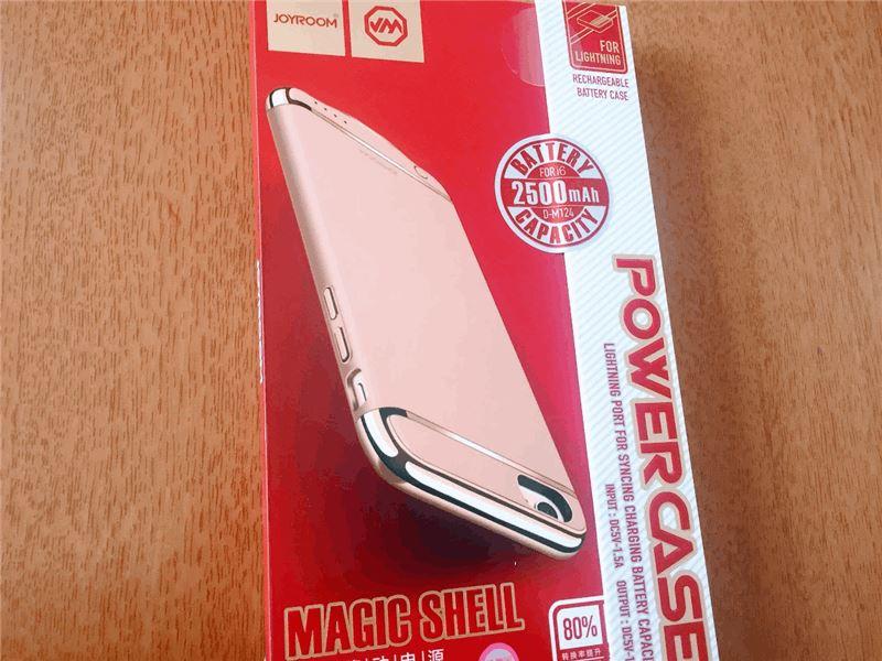 【レビュー】iPhoneのバッテリー内蔵ケースがとても便利でおすすめだった