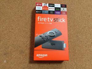 Fire TV Stickの使い方!テレビやWi-Fiへの接続方法